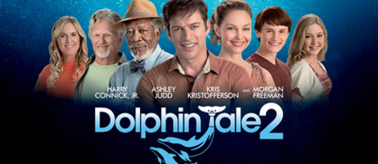 Dolphin Tale 2: Exclusive Poster Reveal and Giveaway