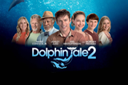Dolphin Tale 2: Exclusive Poster Reveal & Giveaway