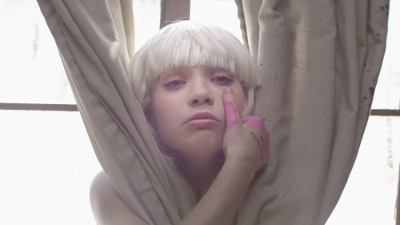 Maddie Ziegler from Dance Moms stars in the Chandelier video