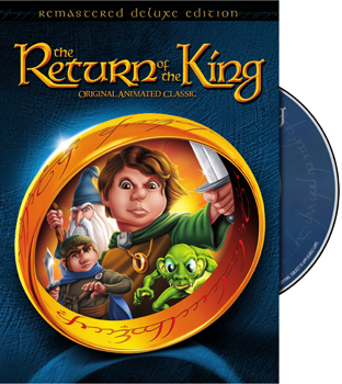 The Return of the King DVD