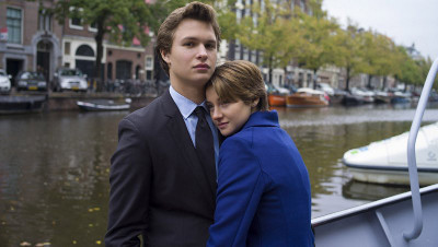 Augustus and Hazel in TFIOS
