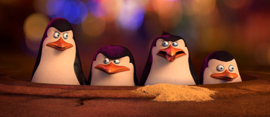 The Penguins of Madagascar New Clip and Poster
