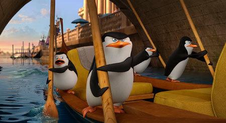 Private, Skipper, Rico and Kowalski