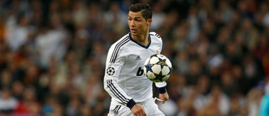 Feature cristiano ronaldo soccer feat