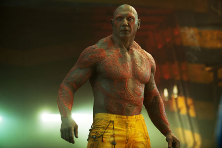 Drax the Destroyer wants revenge