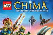 LEGO: Legends of Chima - Chi, Tribes, and Betrayals Season 1, Part 2 DVD Review