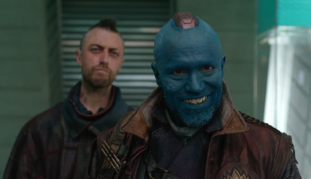 Yondu and henchman