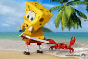 SpongeBob SquarePants: Sponge Out of Water Official Trailer