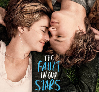 Shailene Woodley and Ansel Elgort star in TFIOS