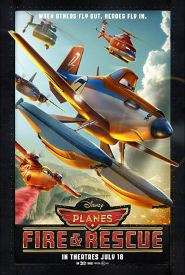 PLANES: FIRE