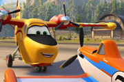 PLANES: FIRE & RESCUE: How To Draw Dusty & Dipper