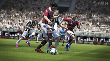 Play as much Fifa 14 as you want with EA Access...