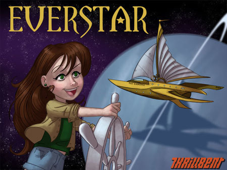 Everstar Comic Cover