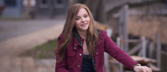 Chloë Grace Moretz Stars in If I Stay