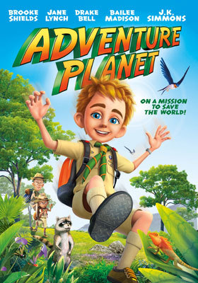 Adventure Planet DVD