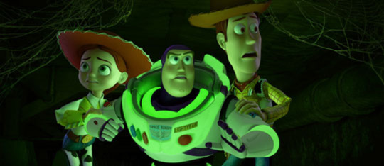 Toy Story OF TERROR Blu-ray Review