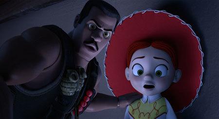 Combat Carl and Jessie