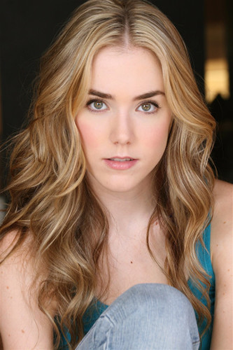 Spencer Locke plays Jane Porter in Tarzan