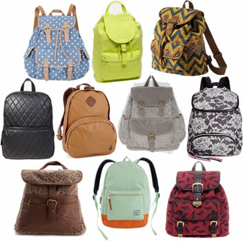 Which backpack fits your style?