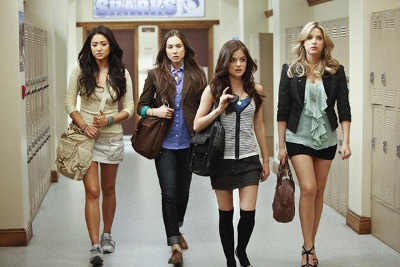 If you make it out of Rosewood High alive, you're lucky!