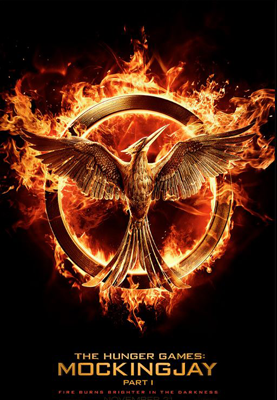 The Hunger Games: Mockingjay Part 1 Poster