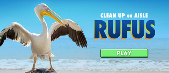 Feature dolphin tale rufus game feat