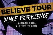Justin Bieber Believe Tour Dance Experience