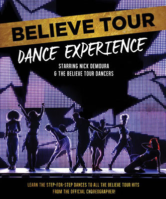 elieve Tour Dance Experience DVD