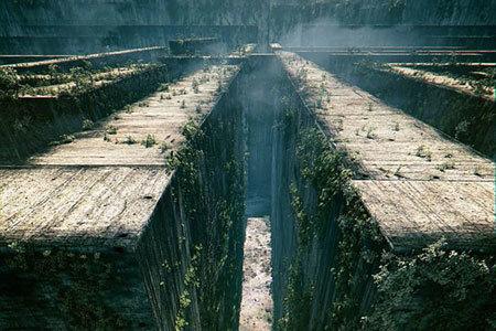 The huge maze