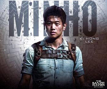 Ki Hong Lee as Minho