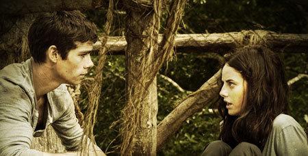 Thomas talks with Teresa