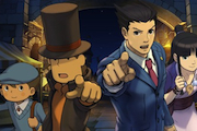 Professor Layton VS Phoenix Wright Ace Attorney Review