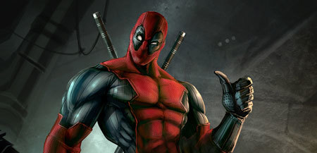Deadpool, breaking the fourth wall near you, soon!