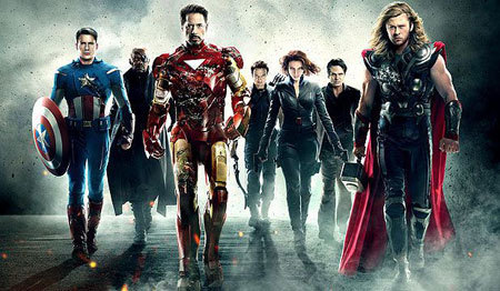 Here's the plot for The Avengers: Age of Ultron