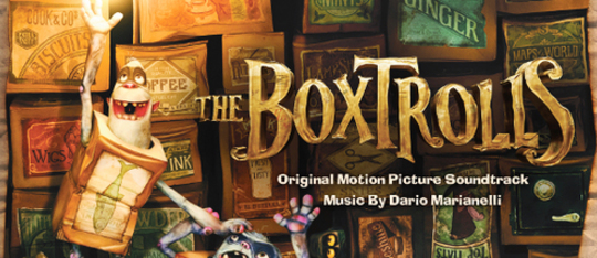 The Boxtrolls: Soundtrack Review