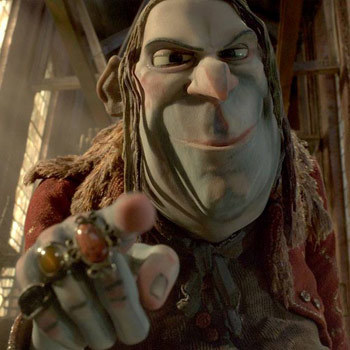 Evil Snatcher (voice of Sir Ben Kingsley)