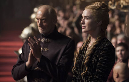 This duo is scary enough in Game of Thrones!