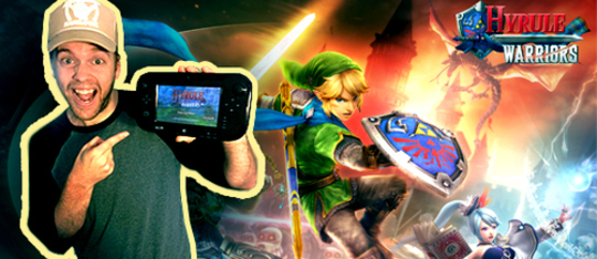 Kidzworld Plays: Hyrule Warriors