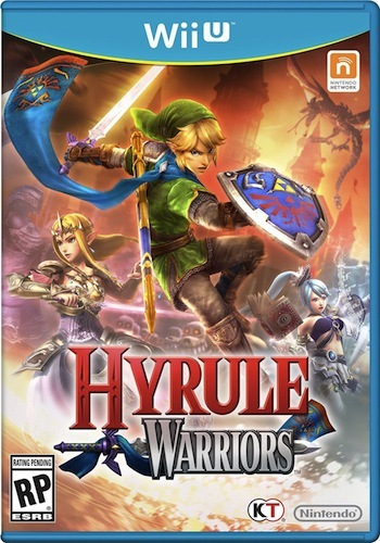 Hyrule Warriors is available now!