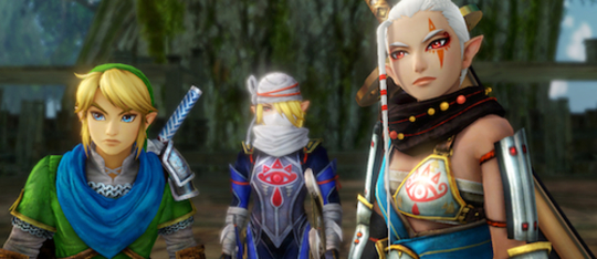 Hyrule Warriors Wii U Video Game Review