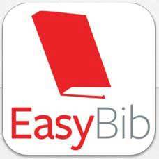 EasyBib is the perfect homework helper app
