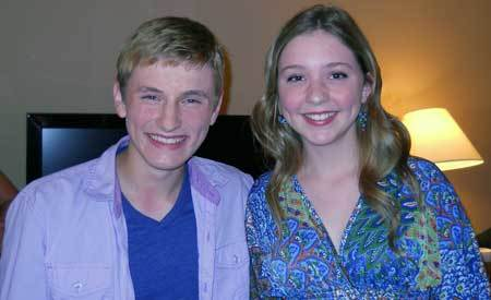 Nathan Gamble Pictures, Images, Photos - Images77.com