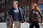 Captain America: The Winter Soldier Blu-ray Review