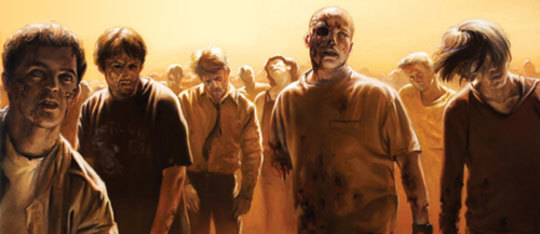 The Legend of Zombies