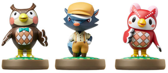 Street Fighter V, Black Ops III Casting, Animal Crossing amiibos