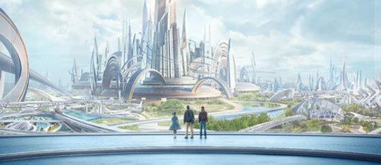 Tomorrowland Blu-ray Review