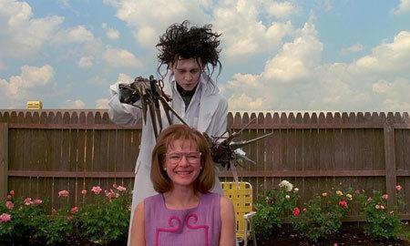Edward the hairdresser