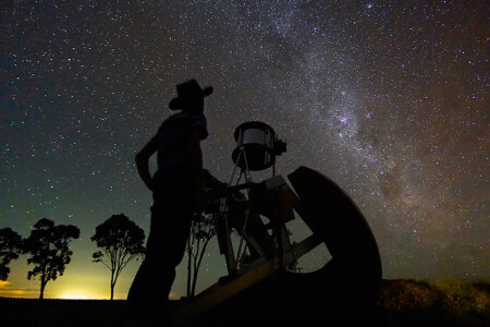 What does it take to be an astronomer?