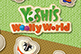 Yoshi's Woolly World is the cutest thing ever!
