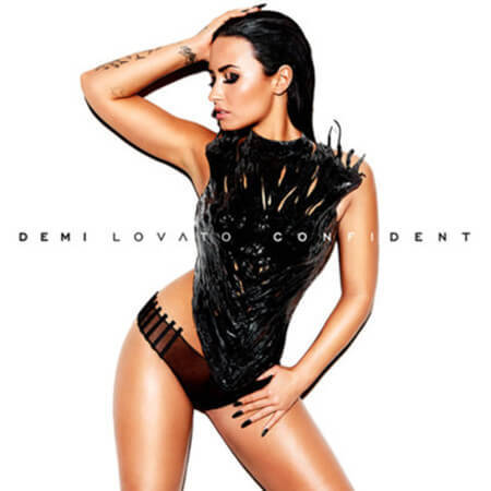 Confident is a state of mind for Demi
